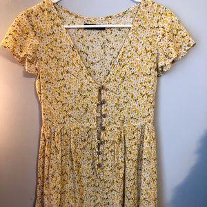 Sundae Muse flowy dress.